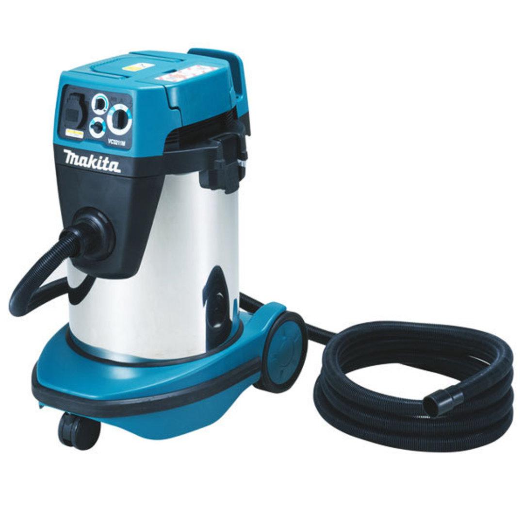 Makita VC3210L Vacuum Cleaner Wet+Dry 32L image 0