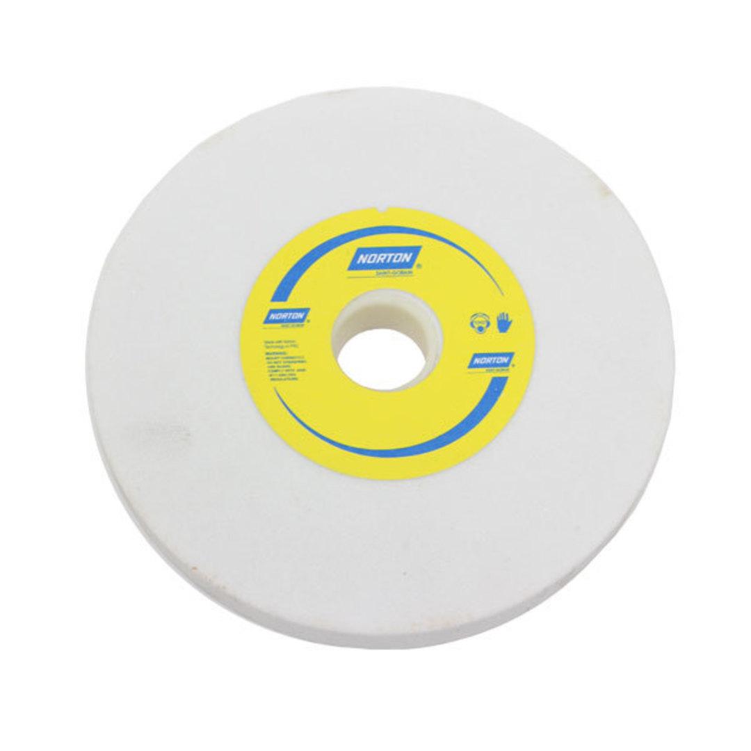 Norton White General Purpose Grinding Wheels image 0