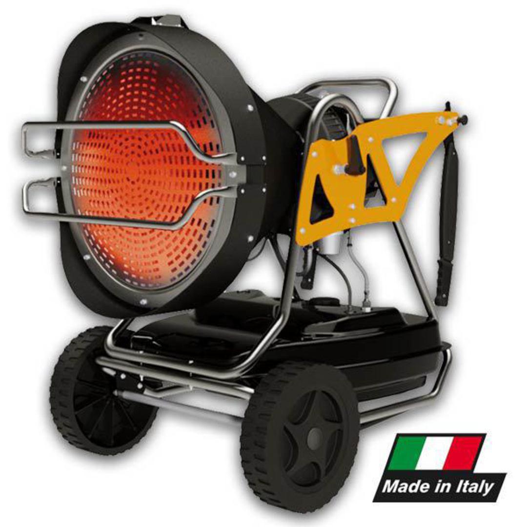 Master Diesel 29 / 43 kW Infrared Heater XL91 image 0