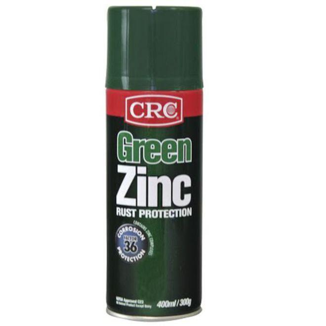 Zinc It Green 400ml CRC image 0