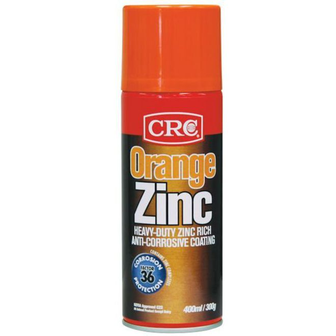 Zinc It Orange 400ml CRC image 0