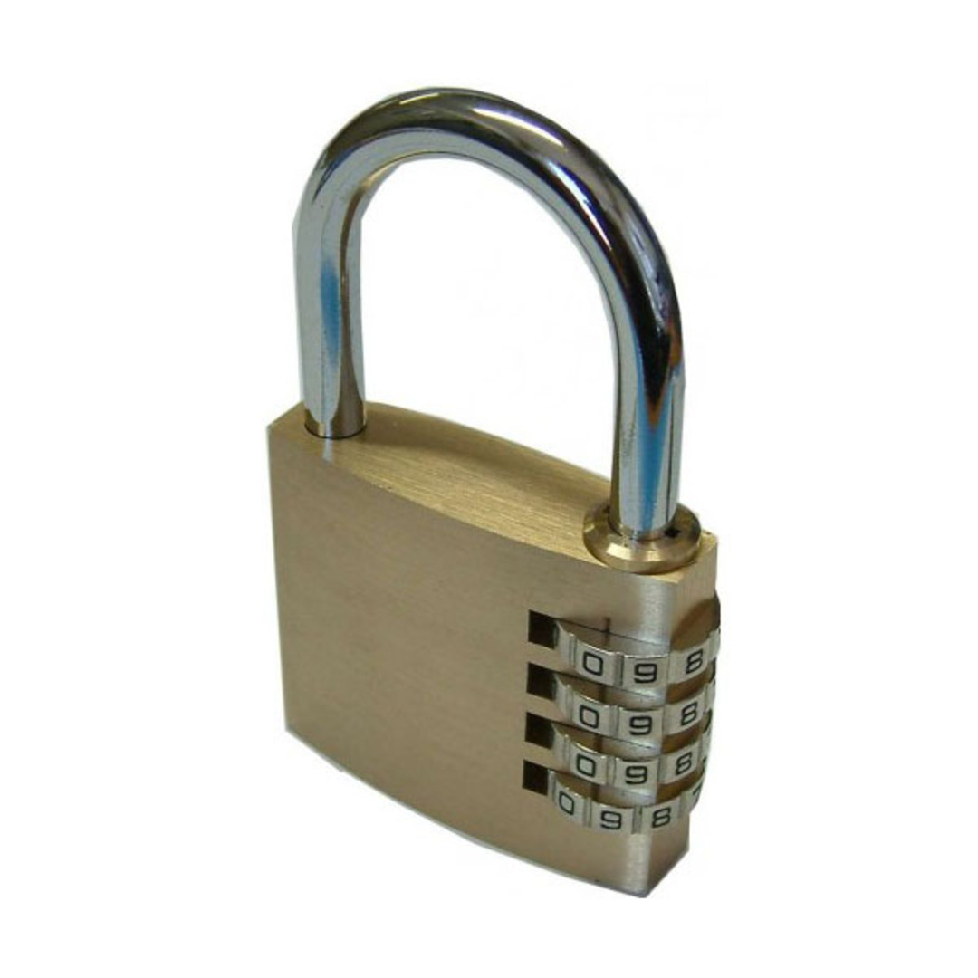 Abus Combination Padlock 30mm image 0