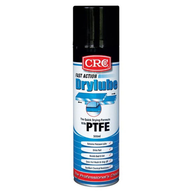 DryLube with PTFE 500ml CRC image 0