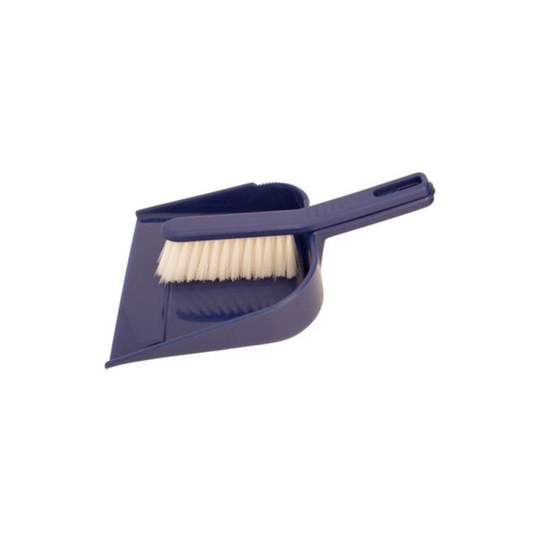 Brushworks Plastic Brush & Pan Set image 0