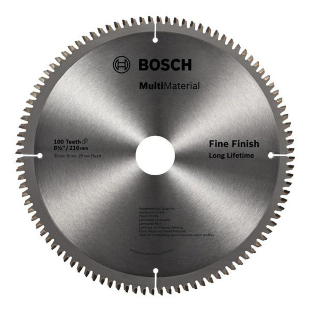 Bosch Multi Material Saw Blades image 0