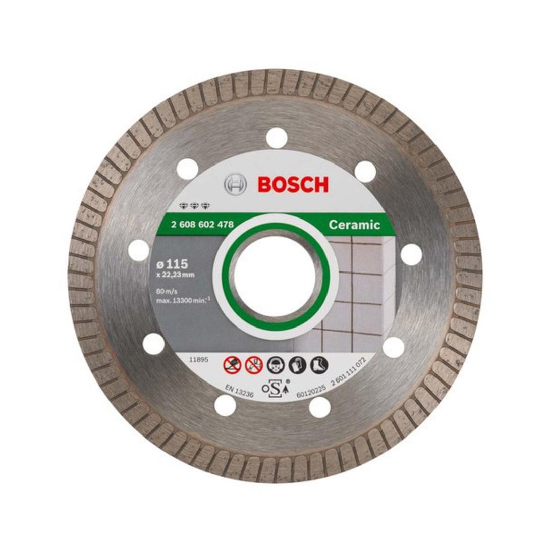 Bosch Best Continuous Turbo Ceramic Cutting Discs image 0