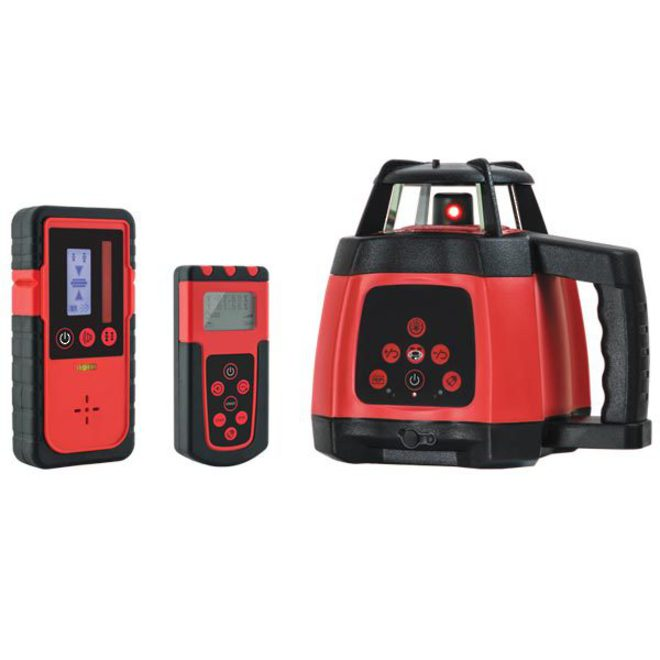 Powerline A3 Laser Rotary  Motor level image 0