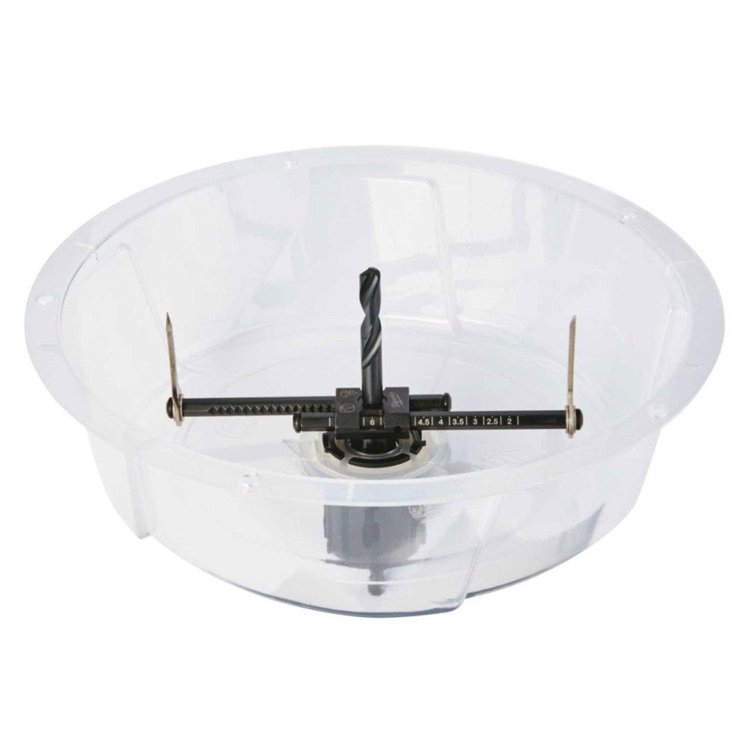 Milwaukee Metric Adjustable Hole Cutter image 0