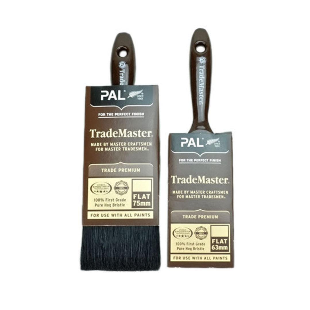 PAL Trademaster Paint Brushes image 0