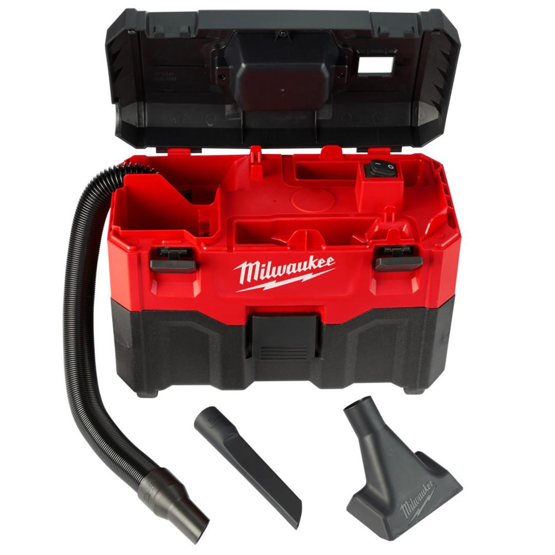 Milwaukee M18WDV-0 Wet & Dry Vacuum Skin image 0