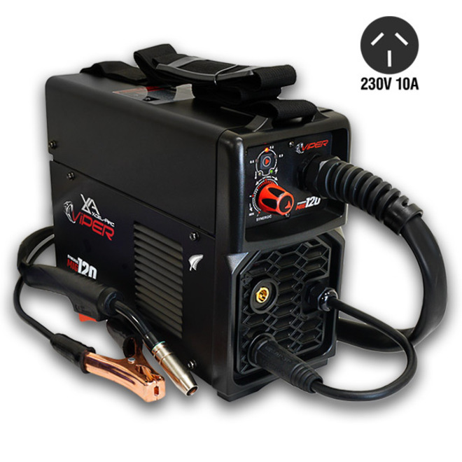 Viper Mig Welder 120AMP Package image 0