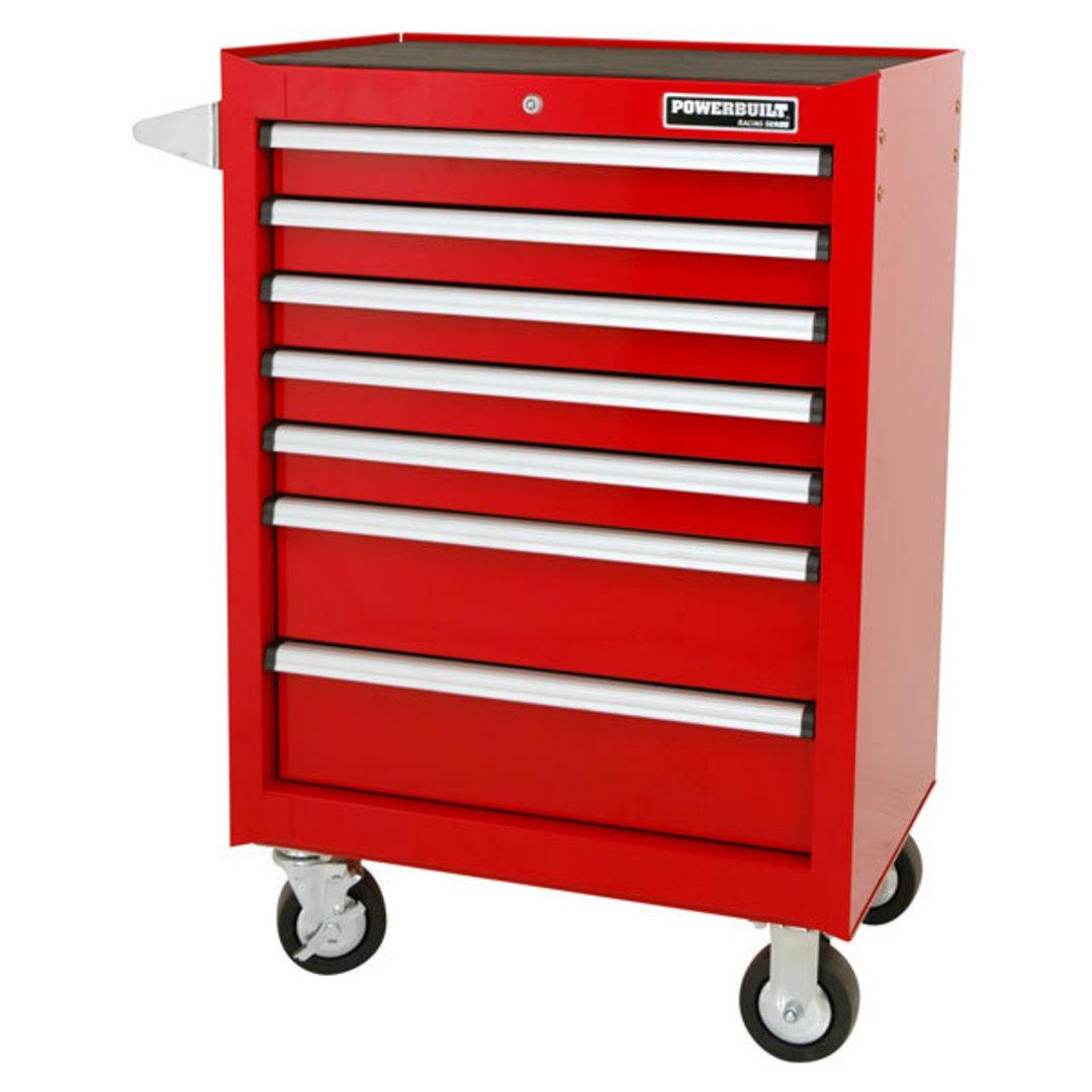 Powerbuilt 7 Drawer Roller Cabinet image 0