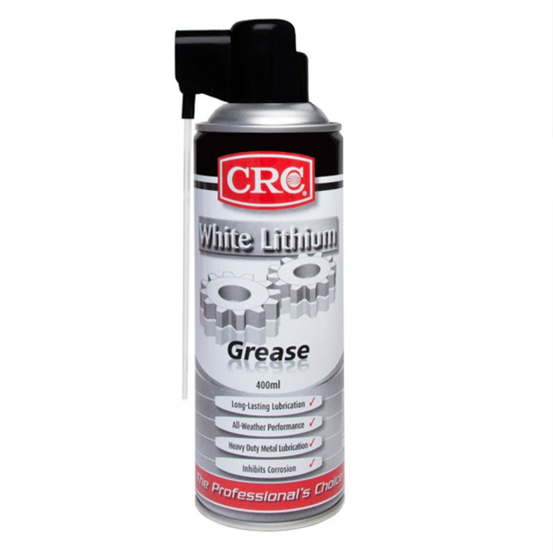Grease White Lithium 397gm CRC image 0
