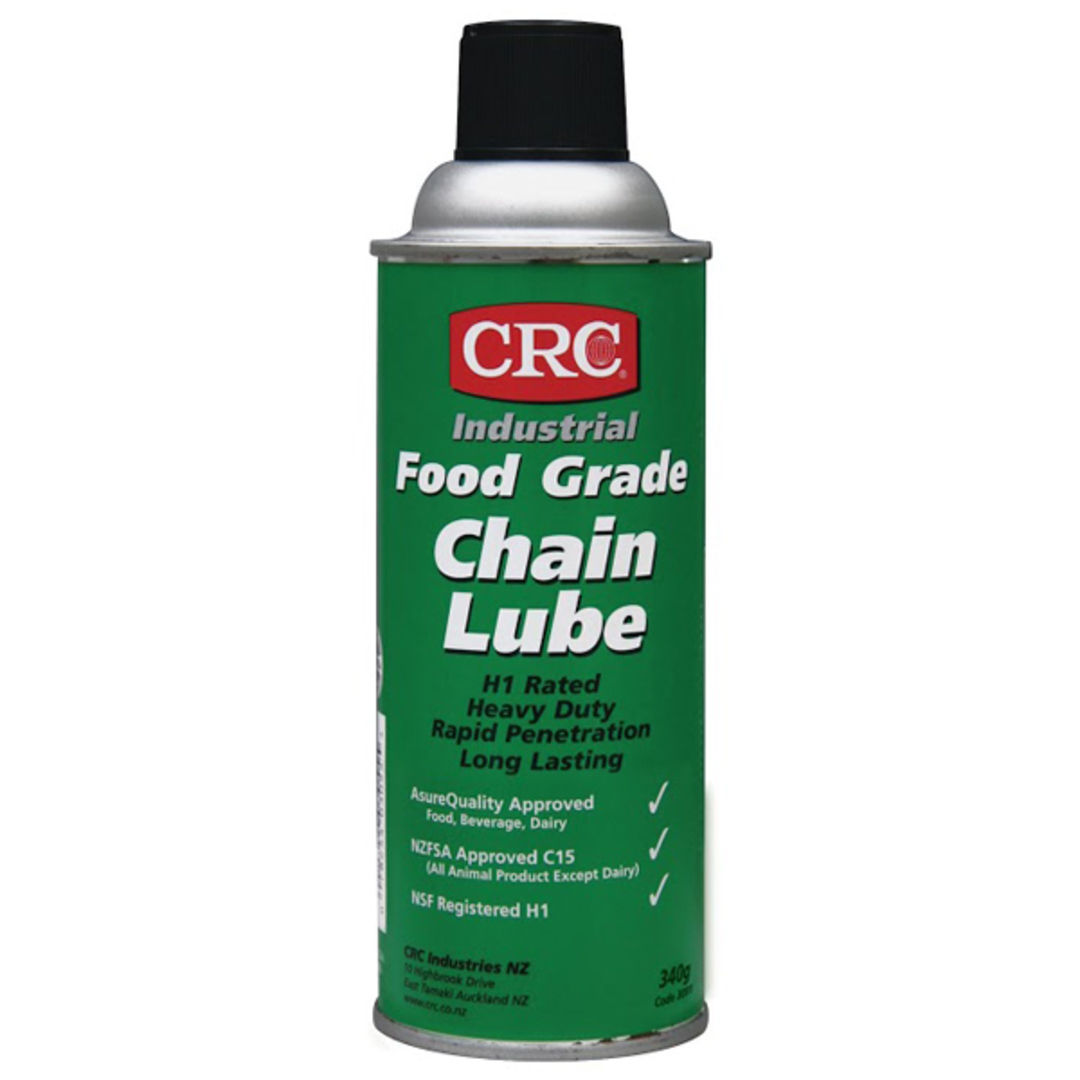 Food Grade Chain Lubricant 340g CRC image 0