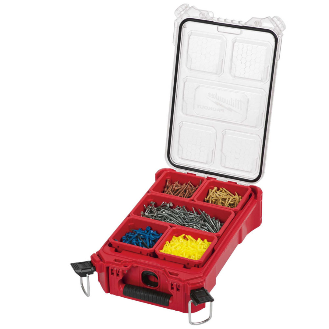 Milwaukee PACKOUT Compact Organizer image 0
