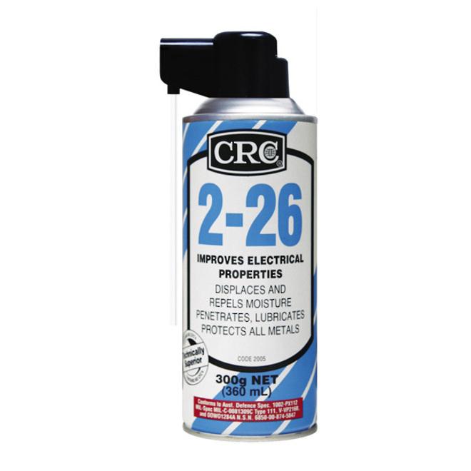 2-26 Electrical Aerosol 300g CRC image 0