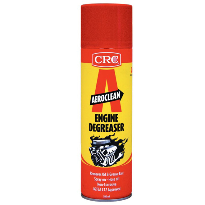 Aeroclean Degreaser 500ml CRC image 0
