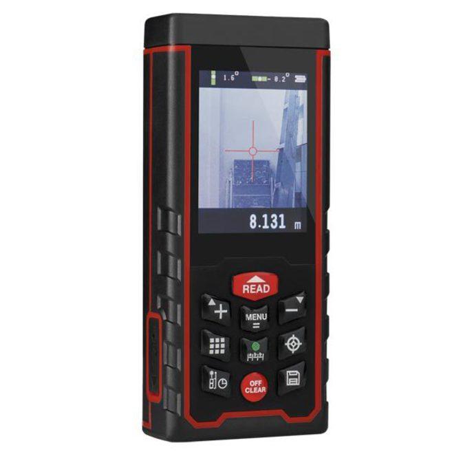 Powerline PLM120 Laser Distance Measurer 120m image 0