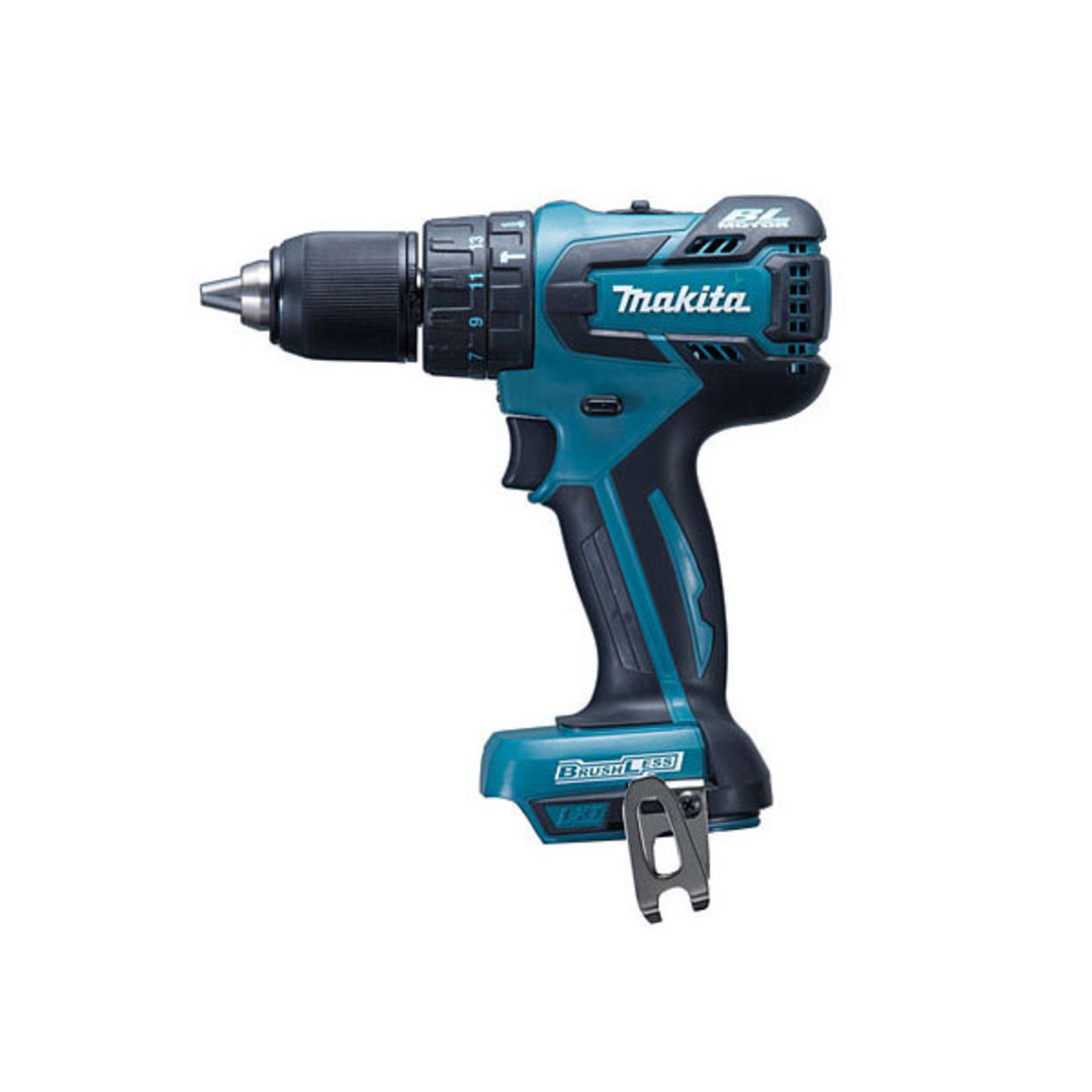 Makita 13mm Brushless Hammer Drill Skin - DHP459Z image 0