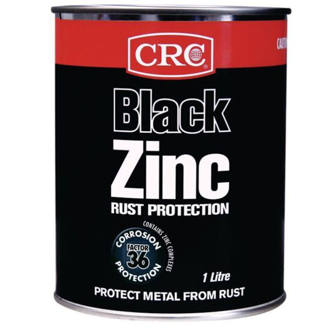 Zinc It Black 1L CRC image 0