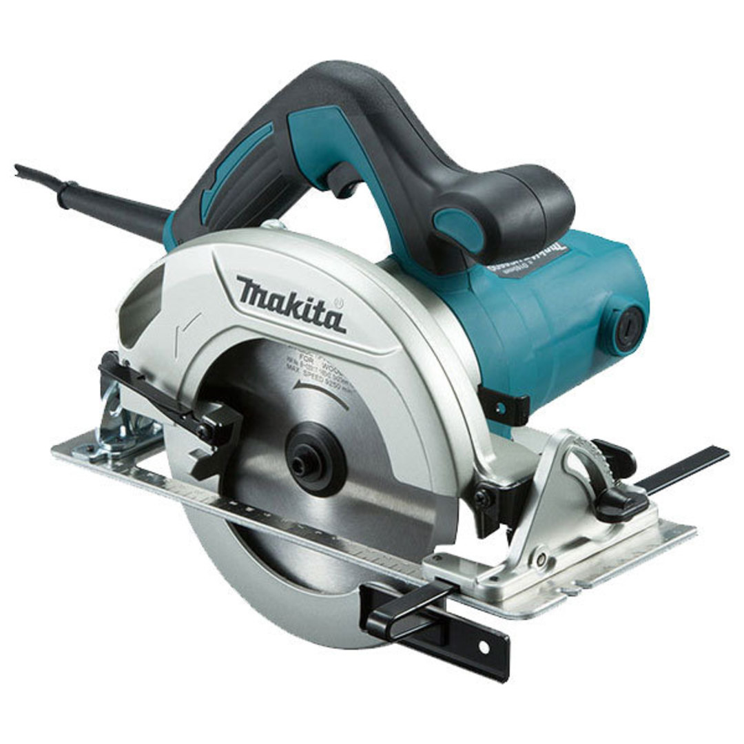 "Makita 165mm (6½"") Circular Saw HS6600 image 0"