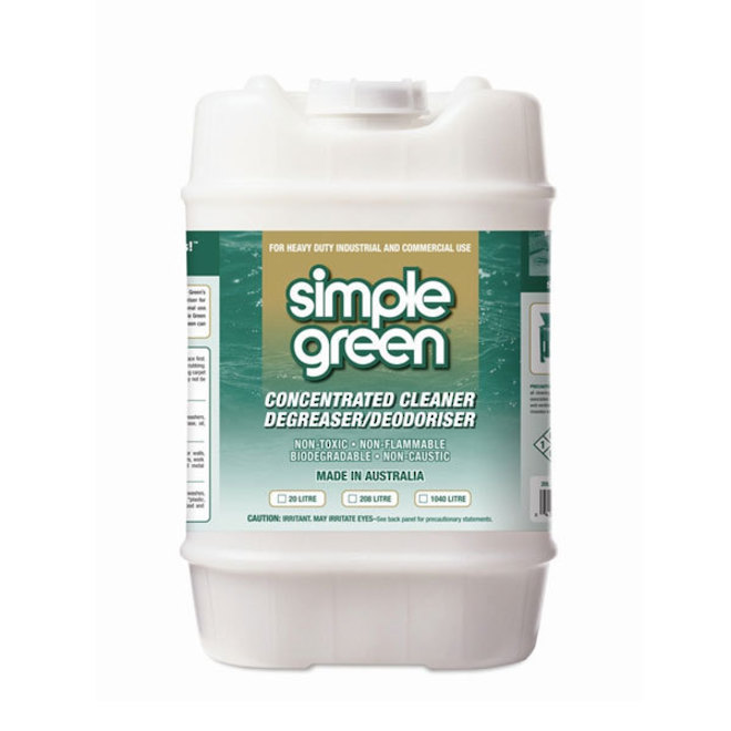 Simple Green Concentrate 20L image 0