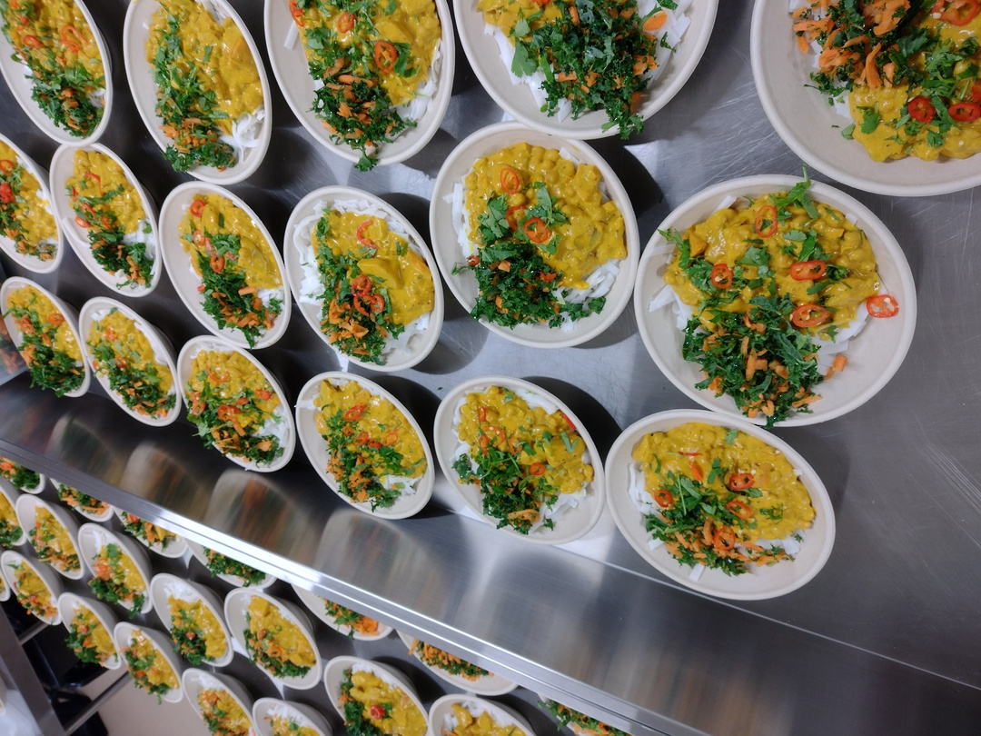 Pre-packed Individual Corporate Gourmet Meals (for orders of 20+) image 6