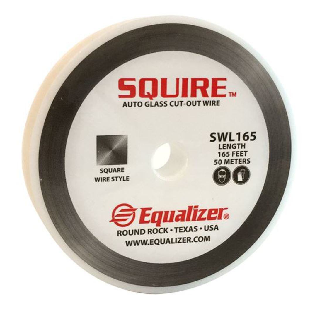 WINDSCREEN CUT OUT WIRE - SQUIRE image 0