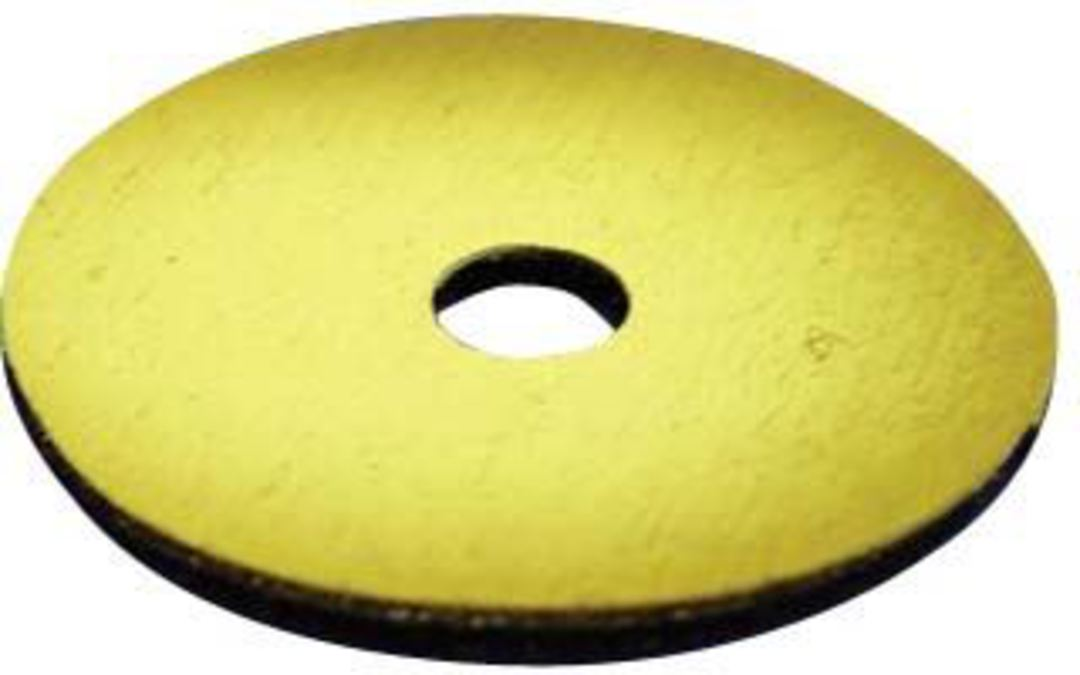 SCRATCH AWAY - WHITE VELCRO DISC image 0