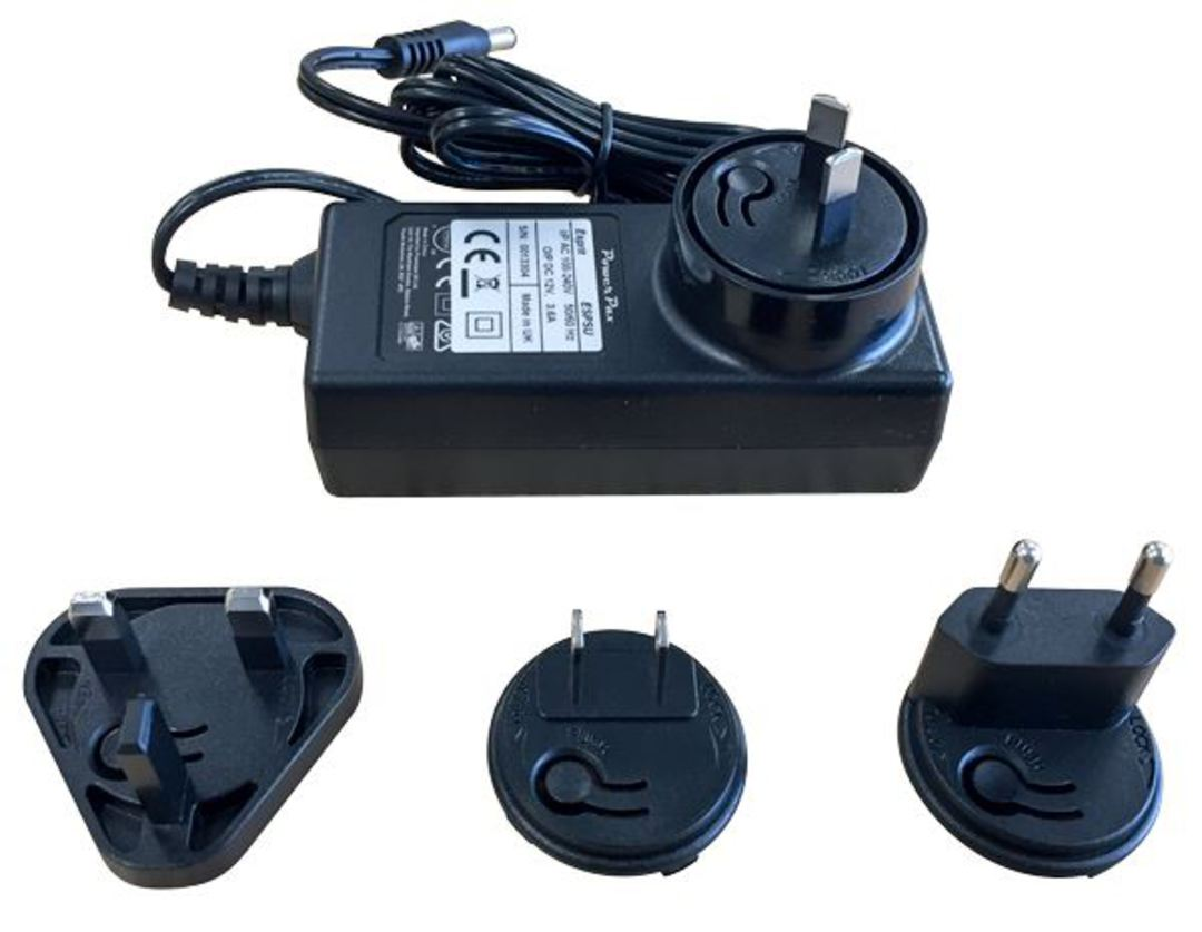 240V Wall Plug for UV Lamp image 0