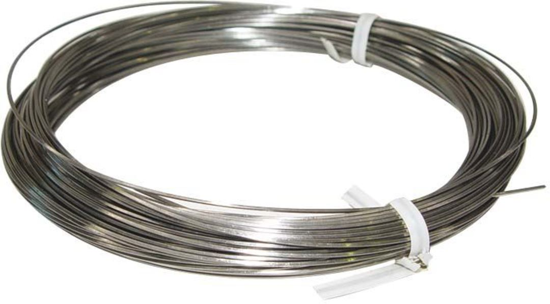 SQUARE SECTION CUT OUT WIRE - 22M image 0