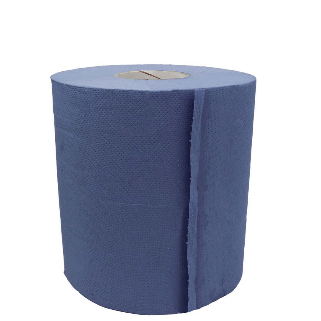 PAPER TOWELS BLUE - 2 PLY image 0