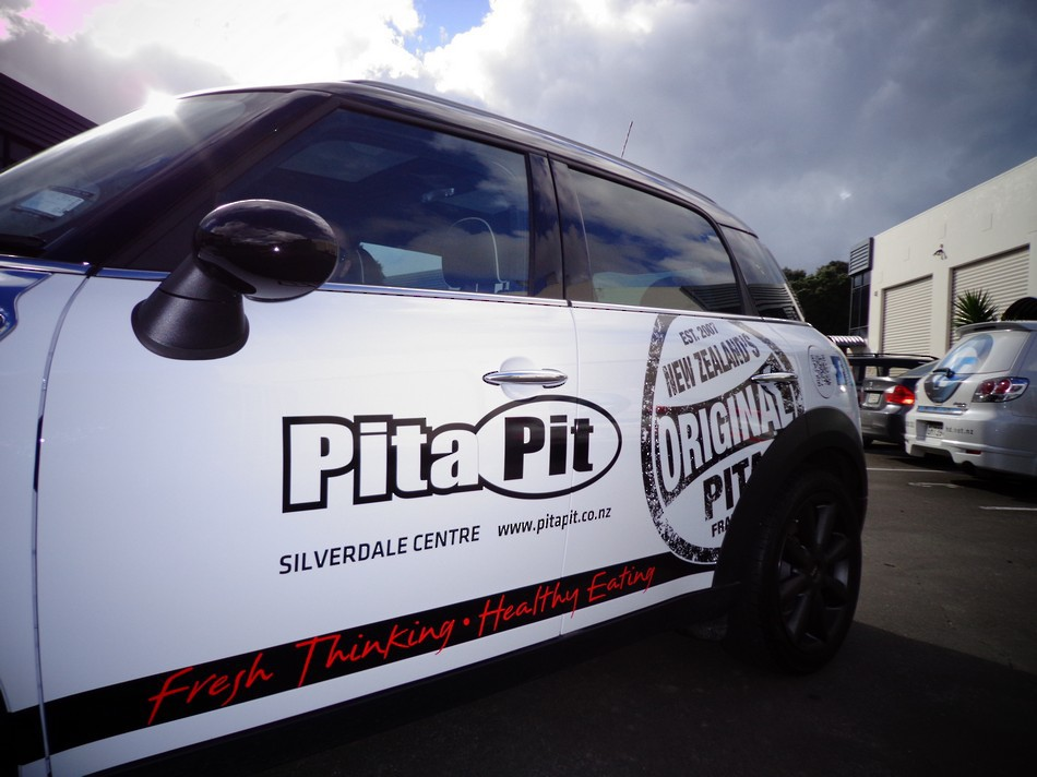 Company Branded Pita Pit Mini #1