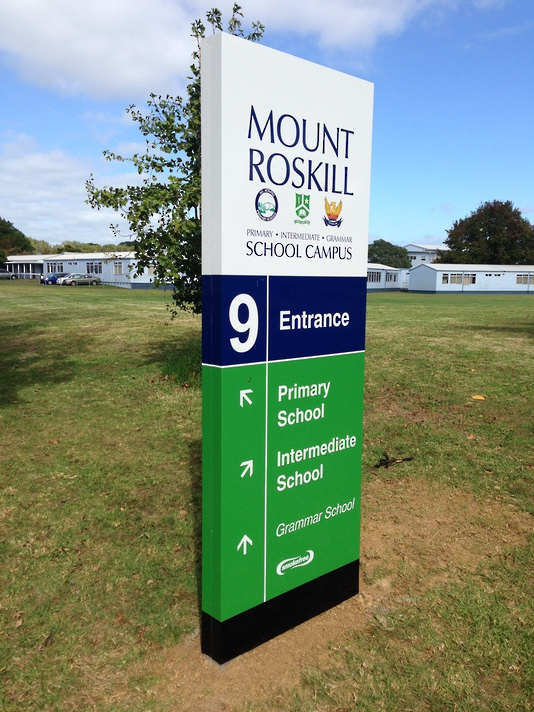 Mount Roskill School Pylon