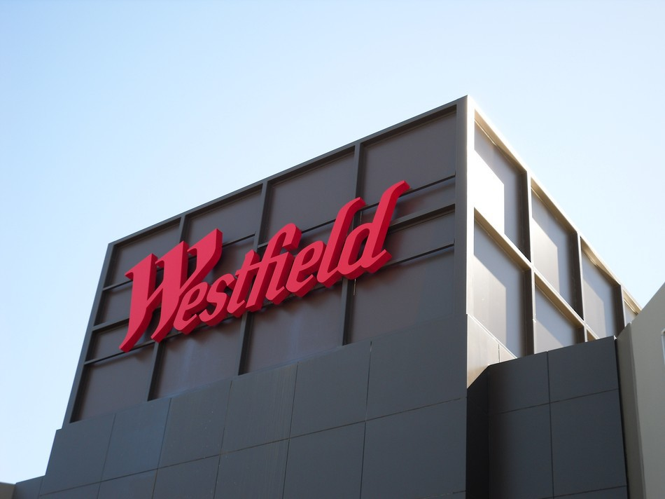 Large Outdoor Signage - Westfield Shopping Centre