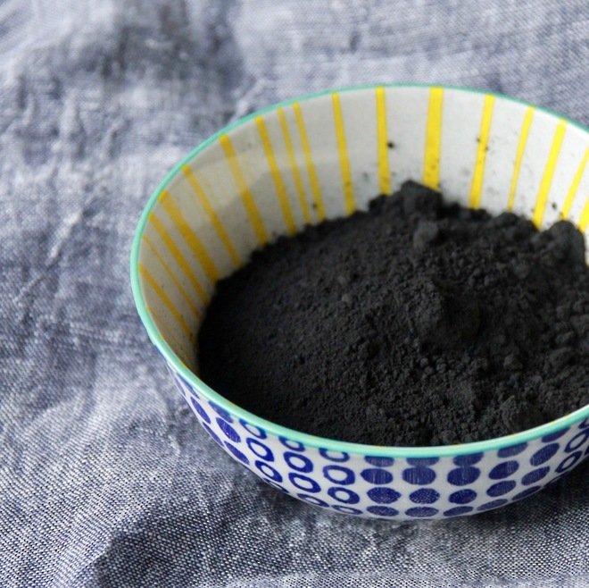Activated charcoal powder image 0