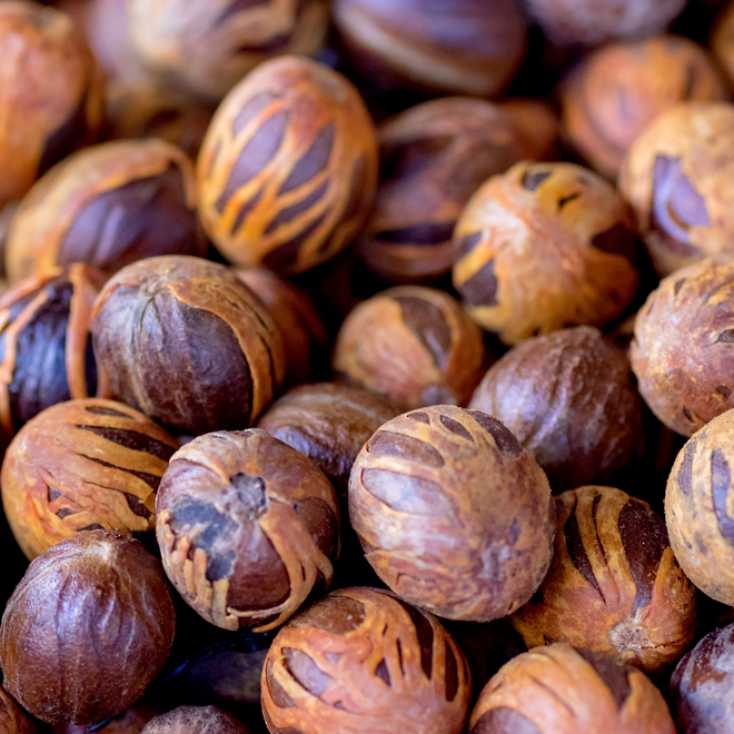 Nutmeg essential oil, certified organic image 0
