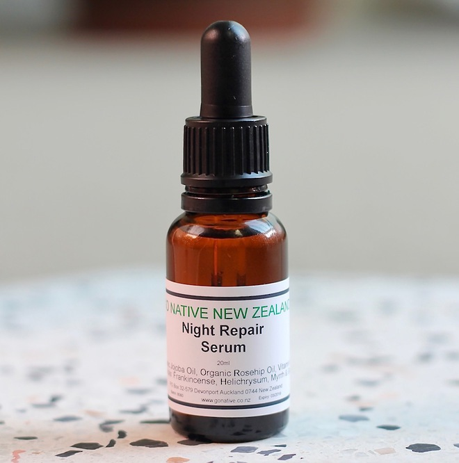 Night repair serum image 0