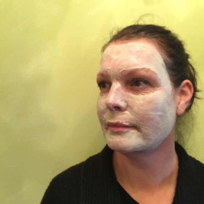 Luminous rice face mask image 0