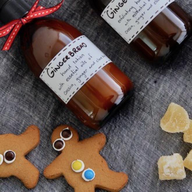 Gingerbread essential oil blend image 1