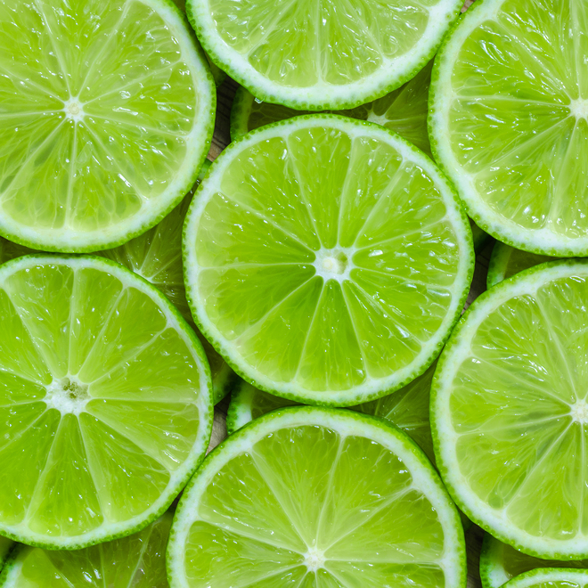 Lime essential oil, certified organic image 0