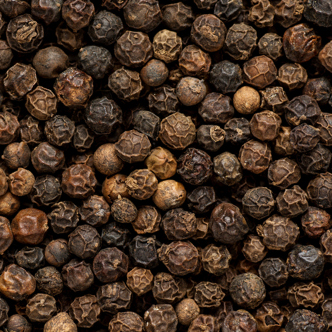 Black pepper essential oil, certified organic image 0