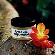 Amla oil mask