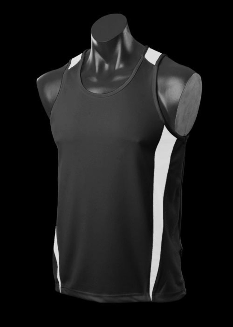 Mens and Womens Deluxe Eureka Singlets image 7