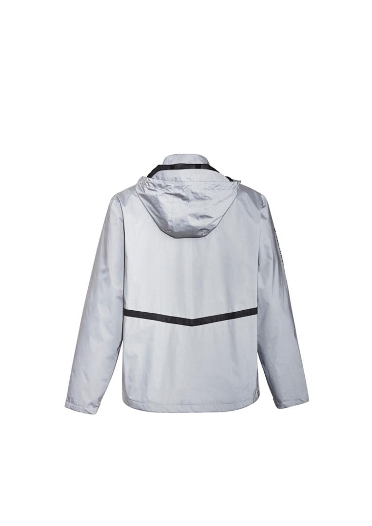 Unisex Reflective Waterproof Jacket image 2