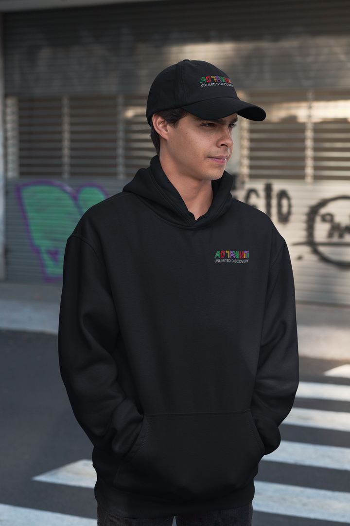 Ao Tawhiti Teens/Adults Heavy Weight Hoodie image 0