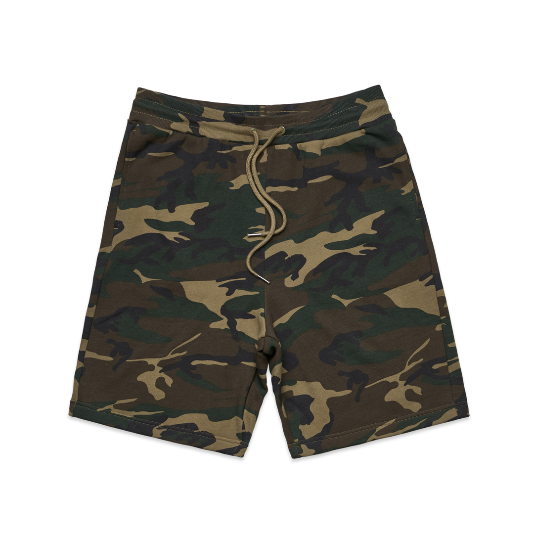 MENS STADIUM CAMO SHORTS image 3
