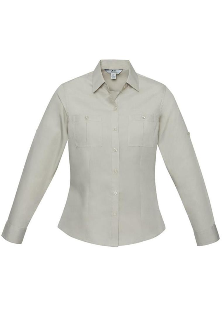 Ladies Bondi Long Sleeve Shirt image 6