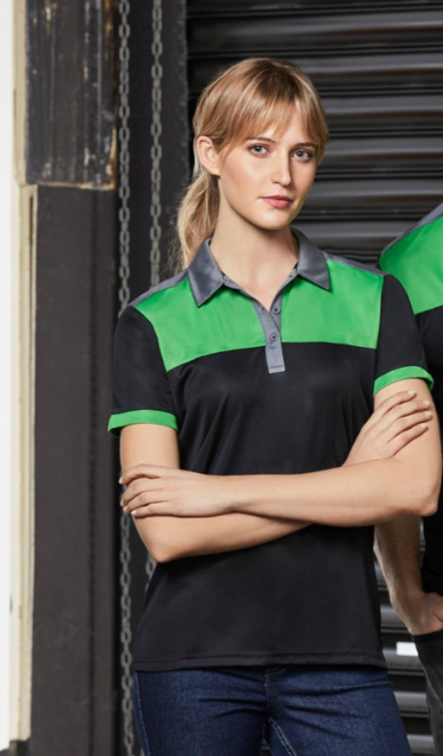 LADIES CHARGER POLO P500LS image 0
