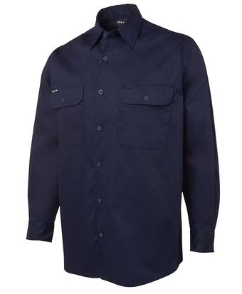 6WSLL L/S 150G Work Shirt image 1